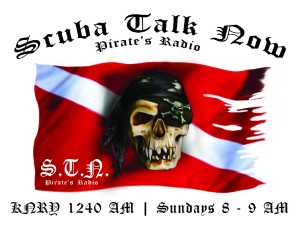 Scuba Talk Now, Pirate's Radio